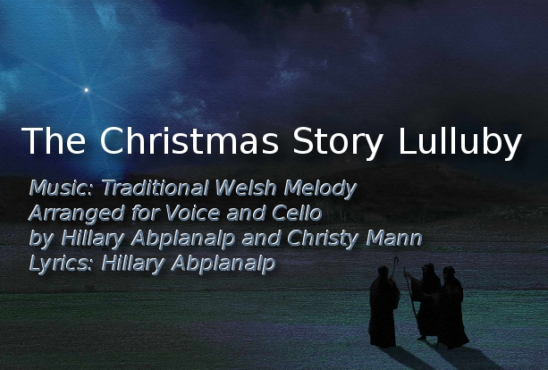 The Christmas Story Lulluby