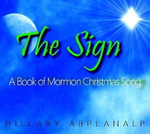 A Book of Mormon Christmas Song by Hillary Abplanalp